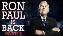 Ron Paul Is Back!