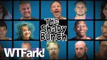THE SHADY BUNCH: The 10 Most Insane Mugshots Of Labor Day Weekend!