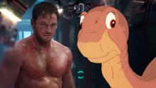 Guardians of the Galaxy & Land Before Time Mashup!