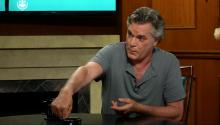Ray Liotta: I Used To Watch Open Heart Surgeries