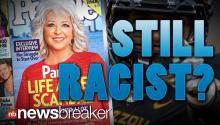 "STILL RACIST?: Paula Deen Sparks More Controversy as She Compares Herself to that ""Black Football Player Who Recently Came Out"""