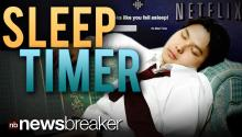 SLEEP TIMER: Hackers Create Tracking Software That Automatically Stops a Movie If You Fall Asleep