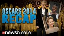 OSCAR RECAP: 12 Years a Slave Wins Best Picture; Ellen Takes
