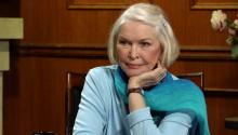 Ellen Burstyn: We're All Sworn to Secrecy about 'Interstellar'
