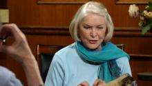 Ellen Burstyn: I Found an Unknown Director Named Marty Scorsese and I Hired Him