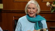 Ellen Burstyn: Louis C.K. Said He'll Be In 'Bathing Flo'