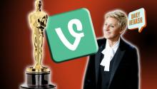 Academy Award's Vine Round Up