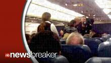 Video Captures Woman Escorted Off Plane After Fight Over Reclining Seat