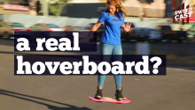 What's the Deal With This Hoverboard Commercial?