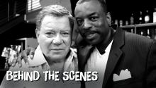 Behind the Scenes with Levar Burton