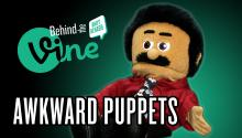 Behind the Vine with Diego from Awkward Puppets