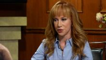 Kathy Griffin: I Would Never Take Joan's Job