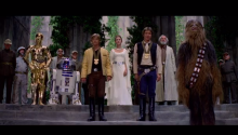 The Star Wars Throne Room Scene Without The Music Is All Sorts Of Awkward