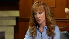 Kathy Griffin: They Should Really Just End Football