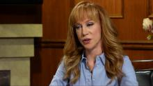 Kathy Griffin: My Goal Is To Get Anderson Cooper Fired