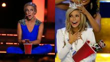 Miss New York Plays Cups at Miss America 2015: That's Really Dumb