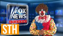 Bubbles The Clown Signs Lucrative Deal With FOX News