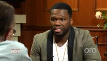 "50 Cent talks ""public disagreements"" with Floyd Mayweather"