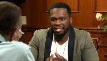 50 Cent on legal woes, 'Southpaw' & Floyd Mayweather