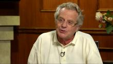 Jerry Springer: If I Were Young and Good Looking, I Don't Think I Could Have Hosted my Show