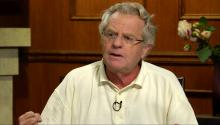 Jerry Springer: Some Cable News Networks Would Be Happy If The President Fails