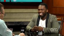 Is 50 Cent a secret Taylor Swift fan?!