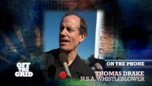 NSA Whistleblower Thomas Drake Goes #OffTheGrid