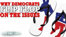 Jesse Ventura on Why Democrats Flip-Flop on the Issues