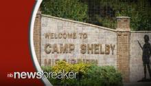 Two Men Being Questioned For Shooting At Mississippi's Military Camp Shelby Tuesday