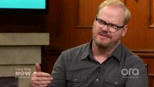 Jim Gaffigan: Men vs. Women In Comedy Debate Is 'Archaic'