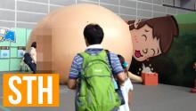 Japan Celebrates The Body With Weird Anus And Poop Exhibit For Kids