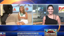 Anchor Flips Out Over Kardashian