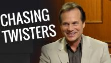 Bill Paxton on the long awaited 'Twister' sequel