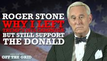 Roger Stone: Why I Left Trump's 2016 Campaign But Still Support The Donald