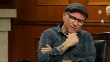 Bobcat Goldthwait discusses the loss Robin Williams