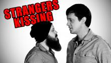 'Strangers Kissing' - A Fake Viral Video