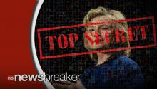'Top Secret' Information Found in Emails on Hillary Clinton's Newly Released Server