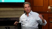 Beau Bridges' run-in with a giant erect penis