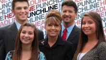 Sarah Palin and Family Party Brawl