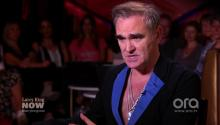 Morrissey slams the music business and TV talent shows