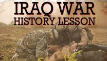 Iraq War History Lesson