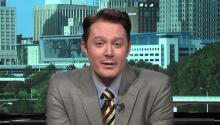 Clay Aiken Sounds Off on Domestic Violence