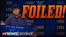 "FOILED: Jeopardy ""Evil Genius"" Champion Finally Loses After Winning 11 Games and Almost $300,000"