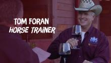 Tom Foran - Horse Trainer