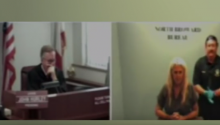 Judge Gets Eye-full from Florida Woman