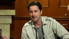 Larry quizzes Luke Wilson on Past Movie Quotes: I Can't Believe You Just Called Me a Butthead