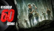 The Maze Runner - Reviewed in 60 Seconds