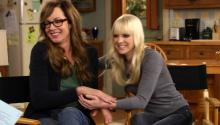 The cast of 'Mom': Allison Janney & Anna Faris interview