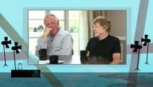 Robert Redford & Nick Nolte: Sneak Peek