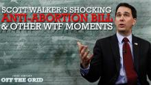 Jesse Ventura Reacts to Scott Walker's Shocking Anti-Abortion Bill & Other WTF Moments
